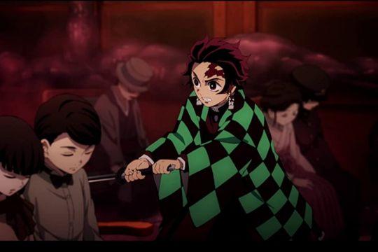 "Anime ""Demon Slayer"" musim kedua dibuka dengan ""arc Mugen Train"""