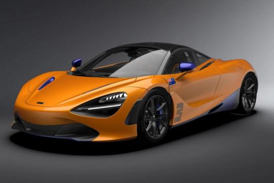 McLaren Ricciardo Edition 720S hadir hanya tiga unit di Australia