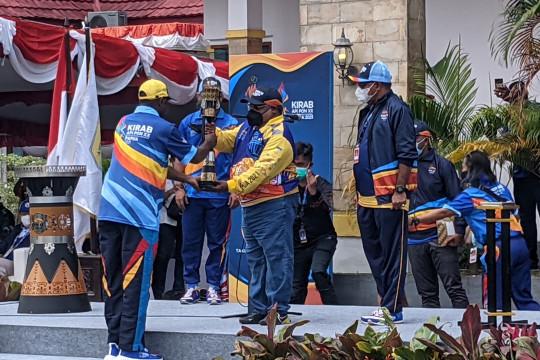 Bupati Mimika: Api PON XX lambangkan semangat masyarakat Papua