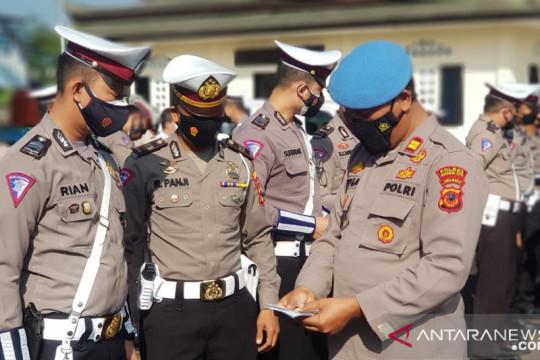 Propam Polres Sukabumi Kota gelar penegakan dan penertiban disiplin