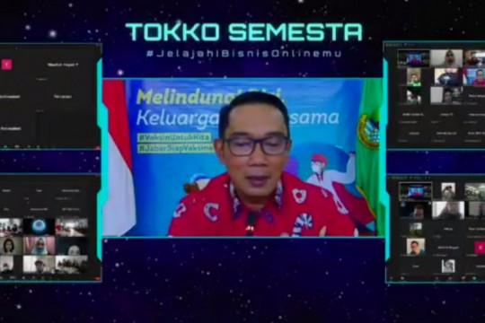 Ridwan Kamil sambut baik hadirnya aplikasi Tokko