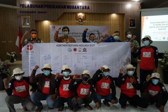 BRIN sosialisasikan manfaat InaBuoy kepada masyarakat pesisir Banten