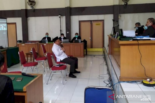 Jaksa KPK blokir rekening keluarga Juarsah sampai ada putusan inkrah