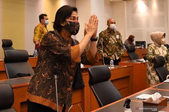 Banggar DPR setujui RAPBN 2022 dibawa ke sidang paripurna