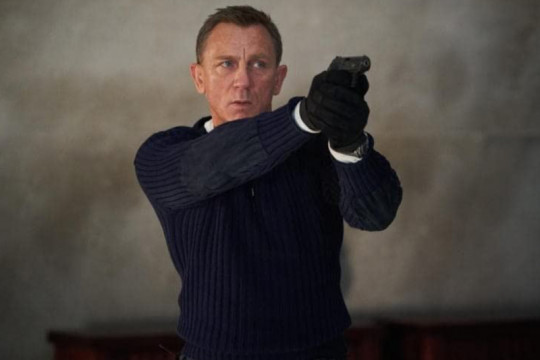 """Daniel Craig antusias jelang perilisan """"No Time To Die"""" di bioskop"""