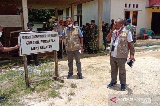 Komnas HAM Papua investigasi Posramil Kisor Maybrat