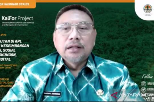 KLHK: Hutan di APL miliki potensi ekonomi yang dapat dikembangkan