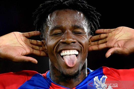 Crystal Palace bermain imbang 1-1 lawan Brighton & Hove Albion