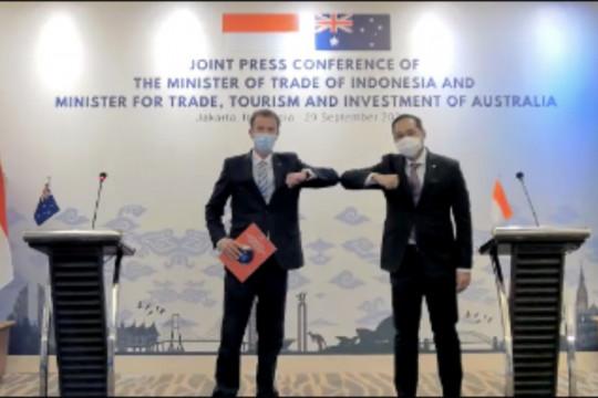Mendag optimistis perdagangan RI-Australia bakal menggeliat lagi