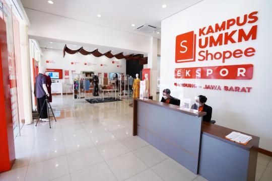 Sebanyak 1,5 juta produk UMKM RI diekspor hingga Brazil lewat Shopee