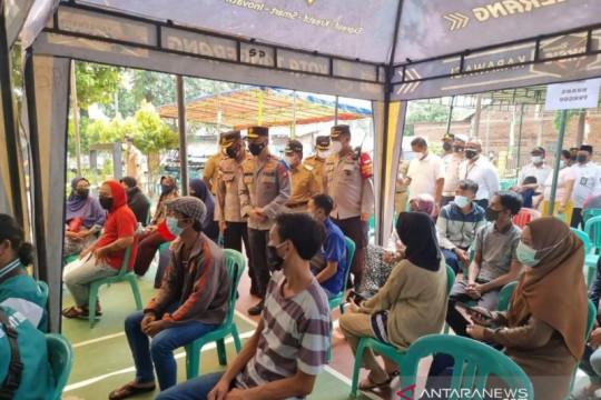 Polda Metro gelar Vaksinasi Merdeka di daerah penyangga Jakarta