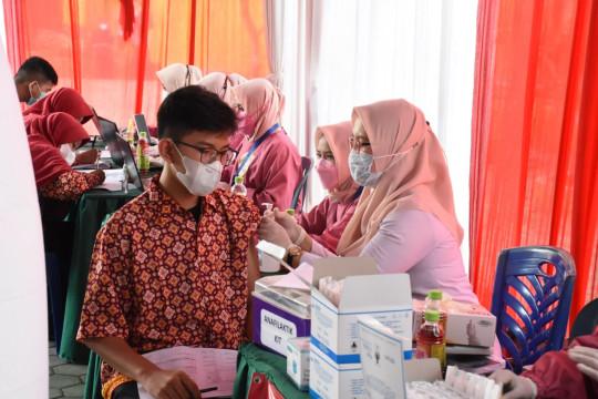 BIN dan Pemkot Bandarlampung kolaborasi percepat vaksinasi COVID-19