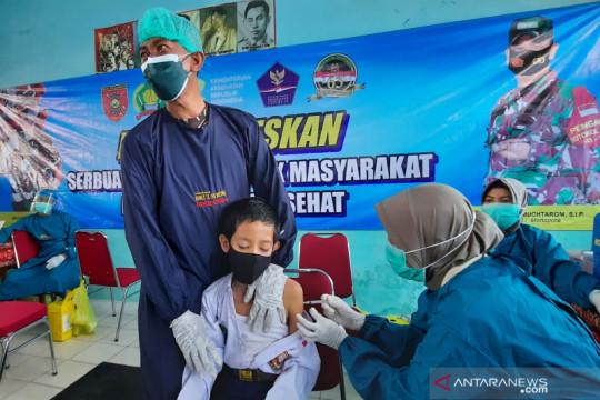 Kalsel genjot vaksinasi pelajar dukung PTM