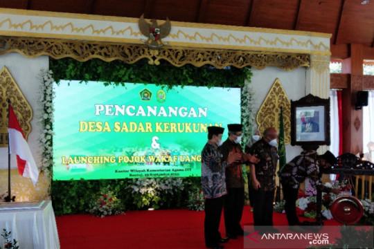 Pencanangan Desa Sadar Kerukunan oleh Menag pertama di Indonesia