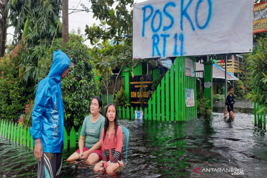 PTUN: Sistem peringatan dini banjir di Kalsel harus diperkuat