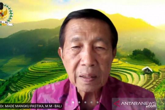 DPD: Pemkab Bangli ujung tombak edukasi penyelamatan Danau Batur