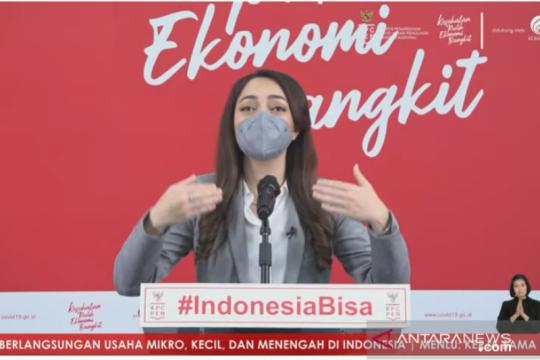 Cakupan vaksinasi COVID-19 Indonesia hampir 3 kali populasi Malaysia