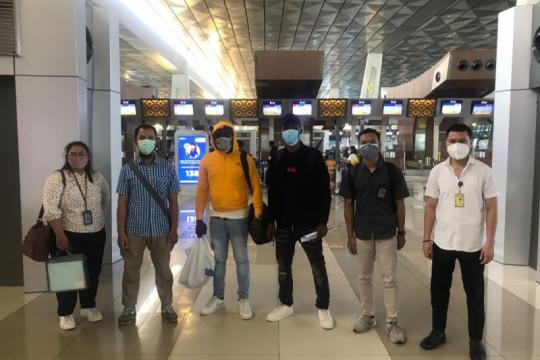Imigrasi Bali deportasi dua WNA yang berpura-pura jadi anggota militer
