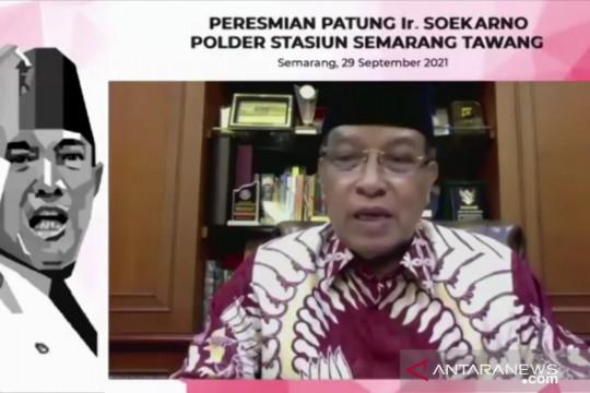 Said Aqil: Patung Soekarno membawa aura kemajuan bagi bangsa