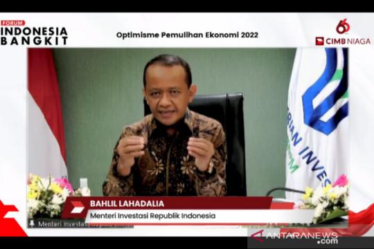 BPKM: Investasi tak lagi dimonopoli Pulau Jawa sejak triwulan III-2020