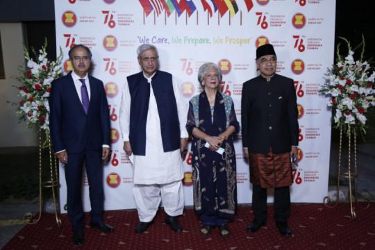 KBRI Islamabad-ASEAN tingkatkan hubungan diplomatik dengan Pakistan