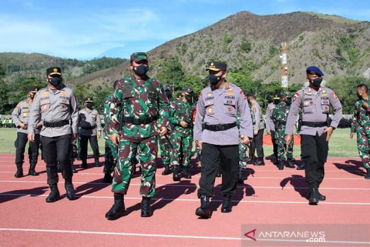Panglima TNI dan Kapolri pastikan PON Papua berlangsung aman