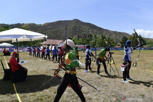 Atlet panahan olimpiade masih jadi andalan daerah di PON Papua