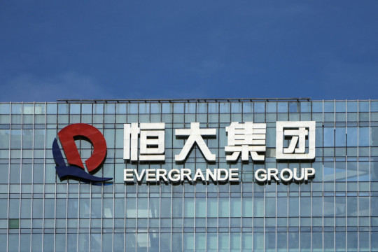 Pembayaran kupon Evergrande jatuh tempo, investor hadapi gejolak pasar