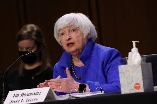 Yellen cari kesepakatan pajak minimum perusahaan global di KTT G20