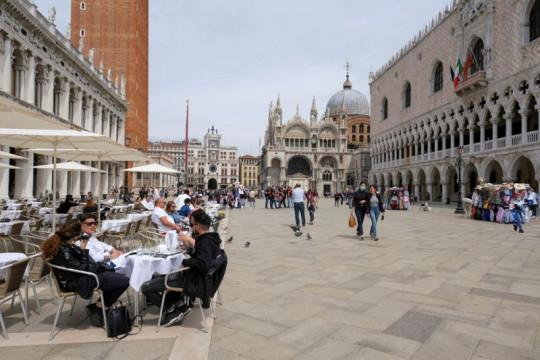 Italia laporkan 2.968 kasus baru COVID, 33 kematian pada Minggu