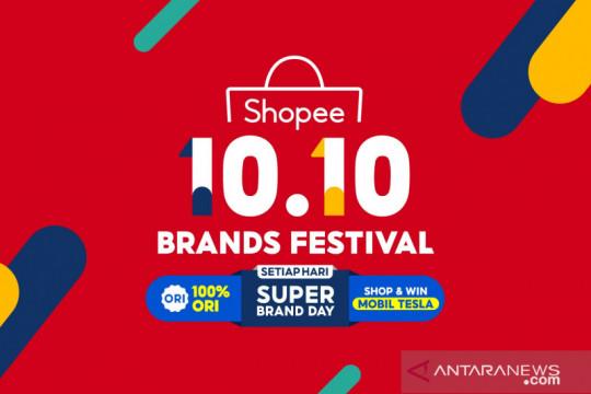 Shopee gandeng jenama lokal semarakkan 10.10 Brands Festival
