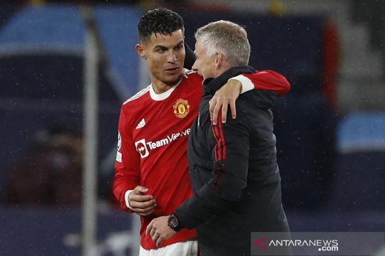 Solskjaer akui kemenangan atas Atalanta penting untuk Man United