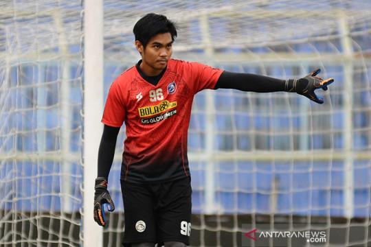 Arema FC pinjamkan Kartika Ajie ke Rans Cilegon FC