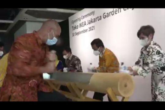 IKEA tambah gerai di Jakarta Timur, ada ruang UMKM Teras Indonesia