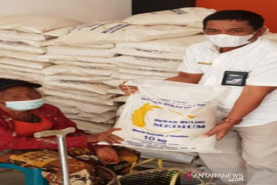 Pembelian beras petani Sumut dekati target capai 17.801 ton
