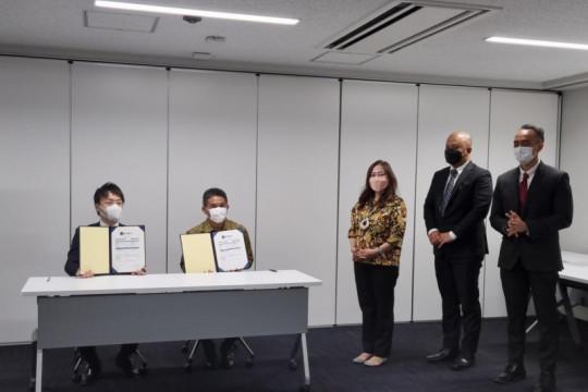 Tempe Indonesia rambah pasar Jepang