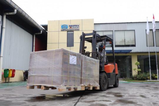 WIKA IKON ekspor 3.600 set Roof Rack Otomotif ke Thailand