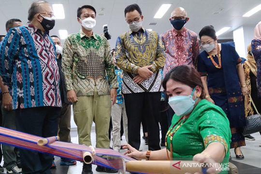 Anies: Pameran Toraja di Stasiun MRT agar dikenal dunia
