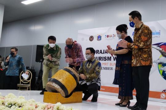 Anies yakin pariwisata Jakarta segera bangkit