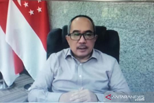 Dubes : Lansia belum divaksin sebabkan kasus Covid di Singapura naik