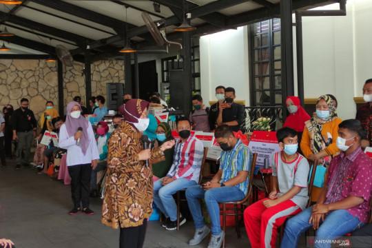 Teguran keras Risma ke pendamping PKH Gorontalo karena miskomunikasi