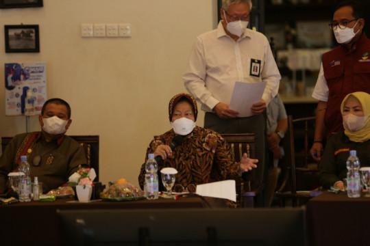 Menteri Sosial minta BPNT sementara disalurkan tunai di Gorontalo