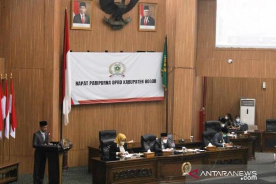 DPRD-Pemkab Bogor sahkan Perubahan APBD 2021 jadi Rp8,38 triliun
