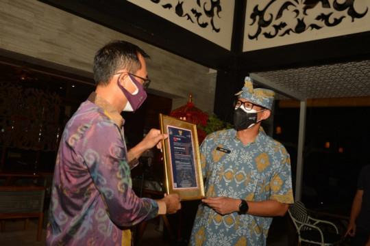 Usaha pariwisata di Bali tersertifikasi CHSE baru 60 persen