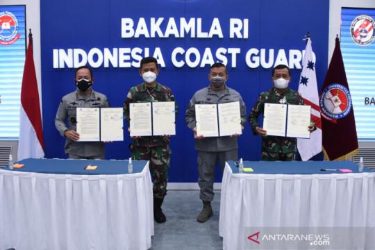 Bakamla-Universitas Pertahanan kerja sama maritim