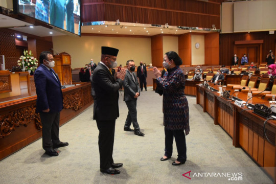 DPR RI minta Panglima TNI baru ubah konsep pembangunan pertahanan
