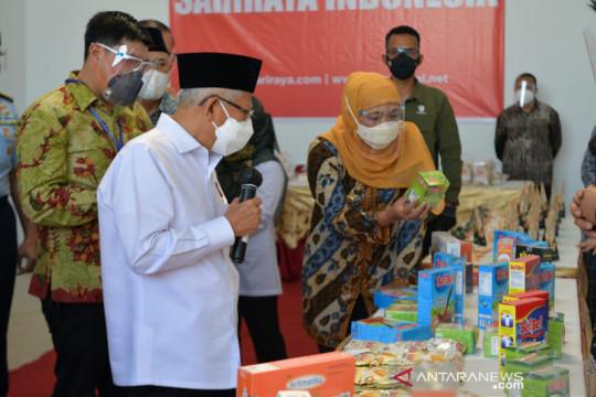 Wapres ajak investor asing tidak ragu investasi di KIH Indonesia
