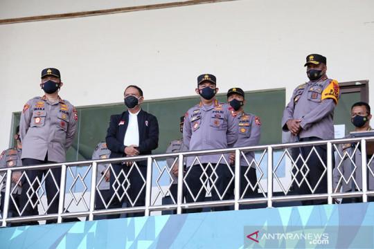 Kapolri pastikan pengamanan dan pengawasan prokes PON XX Papua