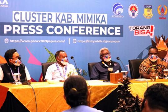 "PON Papua dorong jaringan telekomunikasi Mimika bertaraf ""smart city"""