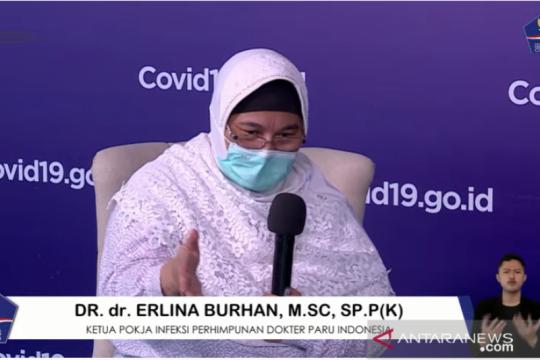 Ada kemungkinan penderita long COVID-19 butuh perawatan ulang